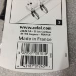 Zefal Gizmo Universal Clamp For Bottle Cage | Made In France @ free pos