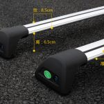 Whispbar Roof Bar Roof Rack Aero Bar Universal