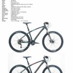 "27.5"" TRS Connor Aluminium Framed MTB Mountain Bike Bicycle (30 speed, Hydraulic Disc Brakes)"