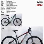 "29"" TRS HORIZON Alloy MTB Mountain Bike Bicycle (27 speed, Hydraulic Disc Brakes)"