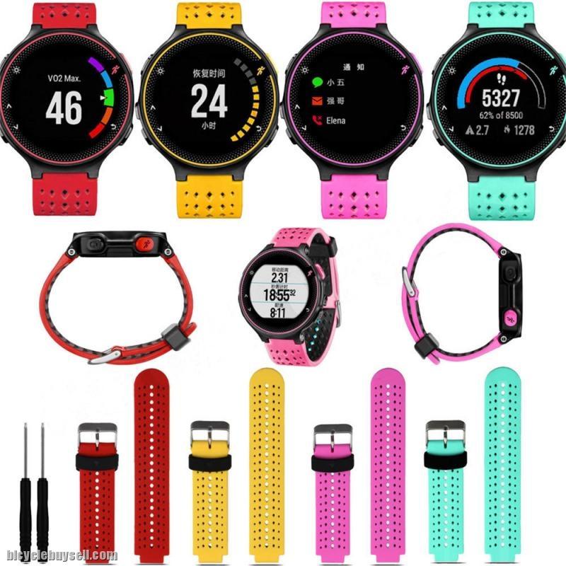 Garmin Forerunner 220 230 235 620 630 735 Replacement Rubber Watch