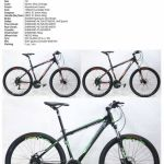 "27.5"" TRS HOTTEST Alloy MTB Mountain Bike Bicycle (27 speed)"