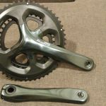 Shimano Tiagra 4700 50/34 170mm 10Speed Compact Crank