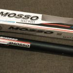 Mosso 3D Forged Seat Post 31.6mm x 350mm