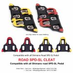 ROAD PEDAL CLEAT 6° Float