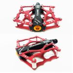 DH-SPORTS MTB BUTTERFLY CNC ALLOY PEDAL