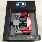 CrankBrother Mallet 3 | Enduro Bearing | XC/Race , DH , All Mountain @ free pos