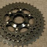Sunrace 9 Speed Cassette 11-40T