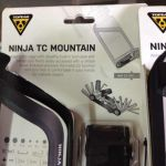 Topeak Ninja TC Mountain Bottle Cage incl. Mini-Tool (23 Functions)  (free pos w.m)