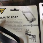 Topeak Ninja TC Road Bottle Cage incl. T8+ Mini-Tool _ Taiwan  (free pos w.m)