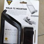 Topeak Ninja TC Mountain Bottle Cage With Mini Tools 23Function - Taiwan -- free courier