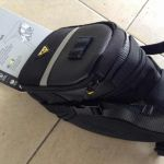 Topeak Aero Wedge Pack - Large With Straps - Taiwan -- free courier