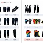 Cycle2u `Advanced` Top range Long GEL pants