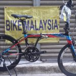 Java Ira 2019 18speed chromoly frame & carbon fork raya offer until 13/6/19