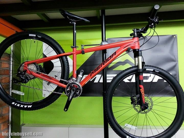 Merida Big Seven Xt Edition 2017