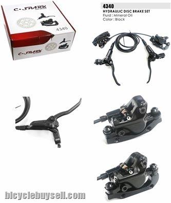 C Spark HD-M300 Hydraulic disc brake