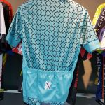 UNIQUE NEW FASION CYCLING JERSEY BLUE