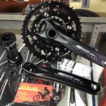 Prowheel XC Pro Hollow Cranks With BB / Taiwan (free pos w.m)