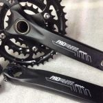 Prowheel Performance Crank Hollow XC MTB | Free BB @ free pos