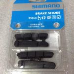 Shimano Brake Shoe R55C4 Dura Ace | Ultegra | 105 Compatible | Alloy Rim Use @ free pos