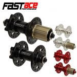 FASTACE DA01 9MM QR hubs 24H 28H 32H MTB sealed bearings  FREE quick release