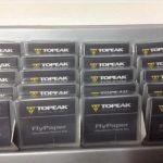 Topeak Flypaper Glueless Patch Kits _ Taiwan Made (free pos w.m)