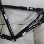 Wheeler CROSS 6.6 48mm 700cc Cross Bike Frame - Aluminium Comfort Geometry