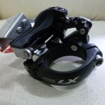 SHIMANO DEORE LX 3x9/10 speed Low Clamp Front Deraileur - Made in JAPAN ORIGINAL PARTS