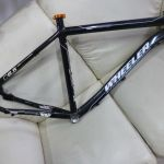 WHEELER CROSS 4.5 - 52cm - Touring Bike Frame Made in Taiwan ORignal for Total Long distance Comfort