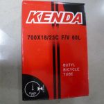 Kenda Tube 700x18/23 60mm Valve LEngth - Special Size Length