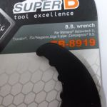 Super B BB Wrench 8919 - High Durability