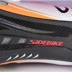 Side Bike Full Carbon Nylon Road Bike Shoe 220g clipless