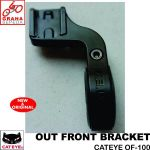 Cateye OF-100 Out-Of-Front Bracket (free pos w.m)