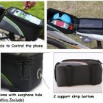 ROSWHEEL Top Tube Bags (For Smartphone) !!!