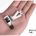 Bicycle tools cut the chain tool spoke mini combination