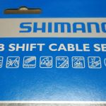 Shimano XTR Shift Cable SET With Housing