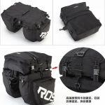 Bicycle expedition touring cam pannier