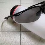 Bolle Bolt Cycling Sunglasses Ratin Crystal Black