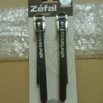 Pedal Leather Strap -Zefal - Made in France NOS ( 6 Colors Available )