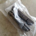 Shimano Dura-Ace Carbon Rim Brake Shoe  - 1Pack -- free courier