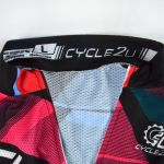 Cycle2u Close-fitting Women Jersey