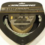 Jagwire Road Elite Link Shifter Kit (Black/Silver/Gold Colour)