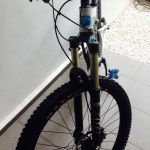 Santa Cruz Bronson 2014, bought new in Q4 2015