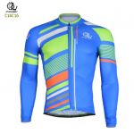 CYCLE2U Flouresence long sleeve suit