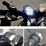 1600LM CREE XML-T6 Aluminum head/bicycle flashlight