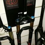 Fox Factory Series Fit4 (Kashima) with remote lock or manual lock