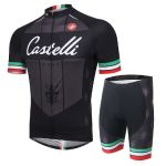 Castelli 3T shorts sleeve cycling jersey cervelo padded