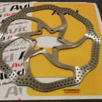 Avid HS1 Rotor 180mm With Bolt (1 Pair)