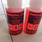 Mineral Oil Hidaulic Brake Suitable Shimano,Tektro,Magura -- free corier