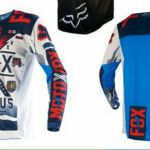 FOX M.T.B Jerseys (With Coolmax & Dry Fit Anti-Bacteria) !!!